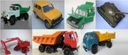 Куплю модели СССР 1/43 Киев,  масштабные модельки,  советские машинки