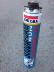 Монтажна піна Soudal (Soudafoam Professional 60 Бельгія) герметизуюча
