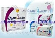 Женские прокладки Тяньши «Озон и Анион»