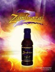 Экзотический фруктово ягодный сок Zambroza антиоксидант