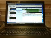 Продам запчасти от ноутбука Lenovo G575