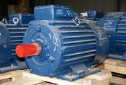 Электродвигатель асинхронный трехфазный 4АМРУ-225-М4.  55 кВт. 1470 об.м.