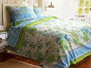 Красивое постельное белье,  Комплект Золотое шитье