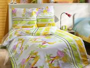 Детское постельное белье в кроватку,  Комплект Джунгли