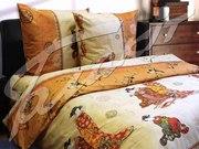 Двуспальное постельное белье,  Комплект Восток