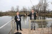 Платная рыбалка в Киеве: Веслонос,  Осетр,  Форель