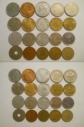 Монеты мира (6 грн./шт.)