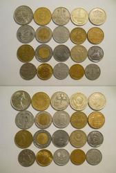 Монеты мира (8 грн./шт.)