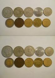 Монеты мира (10 грн./шт.)