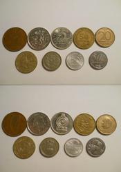 Монеты мира (12 грн./шт.)
