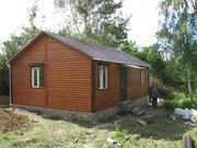 Дачный домик 5х8 м.