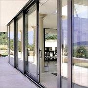 Раздвижные двери из алюминия Profilco