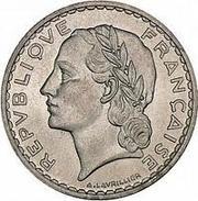 5 франков 1949 г.