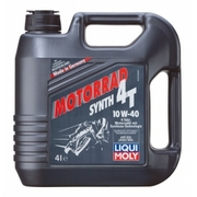 Моторное масло для мотоциклов LIQUI MOLY RACING 4T 10W-40HD