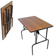 складной стол стэлс(900х600х750) мм
