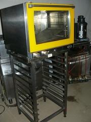 Продам конвекционную печь Unox xf133 бу