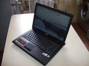 Продам на запчасти нерабочий ноутбук Samsung R25 (разборка и установка
