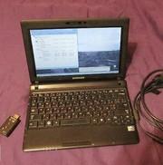 Продам на запчасти нерабочий ноутбук Samsung N143 (разборка и установк