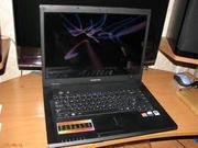 Продам на запчасти нерабочий ноутбук Samsung R60 (разборка и установка