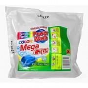 Капсулы для стирки цветных тканей Power Wash Color Mega Caps (60 шт.)
