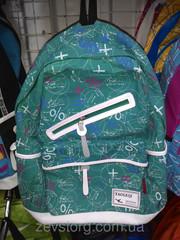 Школьный рюкзак нового дизайна с цифрам