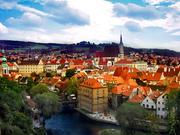 Регистрация в консульство на визу в Чешскую Республику