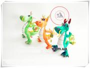 Мягкая игрушка дракончик,  мягкие игрушки для детей,  купить игрушку
