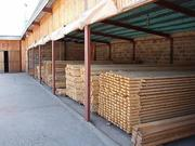 Производство и продажа пиломатериалов из дуба