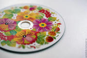 Печать на CD/DVD дисках.