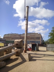 Колонны 7, 5 м  Бровары