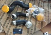Патрубок турбины для VW Фольксваген Tранспортер T5,  Caddy,  Crafter.