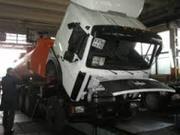 Ремонт грузовых авто,  прицепов,  полуприцепов