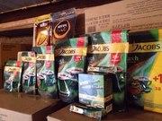 Продаем Сублимированный растворимый Кофе Якобс Монарх в эконом пакетах