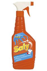 Пятновыводитель для ткани,  спрей Saly (0, 5 л.)