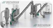 завод производства топливных гранул (пеллет)