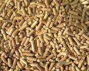 Оптовые поставки древесных гранул (пеллеты)