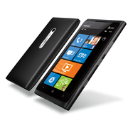 Nokia Lumia 900 Black Новый