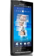 Новый Sony Ericsson Xperia X10 Black