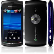 Sony Ericsson Vivaz Black