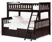 Новая  двухъярусная кровать «Жасмин» + акция