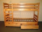 Новая детская двухъярусная кровать  «Бернар» + Акция!!!