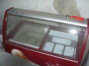 Продам морозильную витрину для твердого мороженого бу