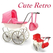 Коляска для куклы ретро Baby Annabell Cute Retro