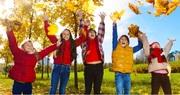 Оздоровительный детский лагерь в Пуще Водице. Осенние каникулы.