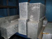 Поковки,  плиты из алюминиевых сплавов АМг6,  Д16,  В93,  В95