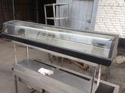 Продам холодильную настольную витрину Hoshizaki бу
