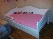 подростковая кровать из дерева «Домиан» от производителя!