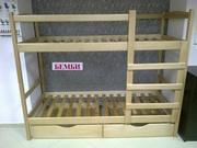 Двухъярусные кровати недорого 2300 грн