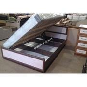 Кровать с матрасом и подъемным механизмом «Морфей»  2650 грн