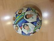 Продам футбольный мяч с автографами Динамо (декабрь 2014 г.)